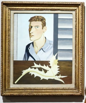 Man with a Thistle (1946).