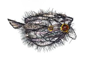 Pufferfish by Mylene Holroyd (2017)