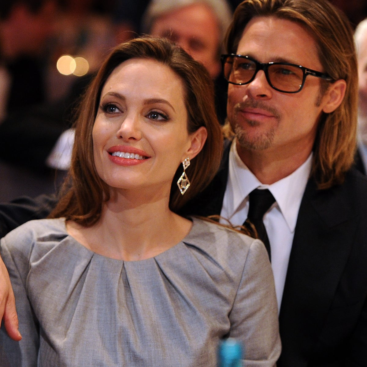 Brad Pitt, Angelina Jolie and the search for the perfect PR Hollywood  divorce | Angelina Jolie | The Guardian