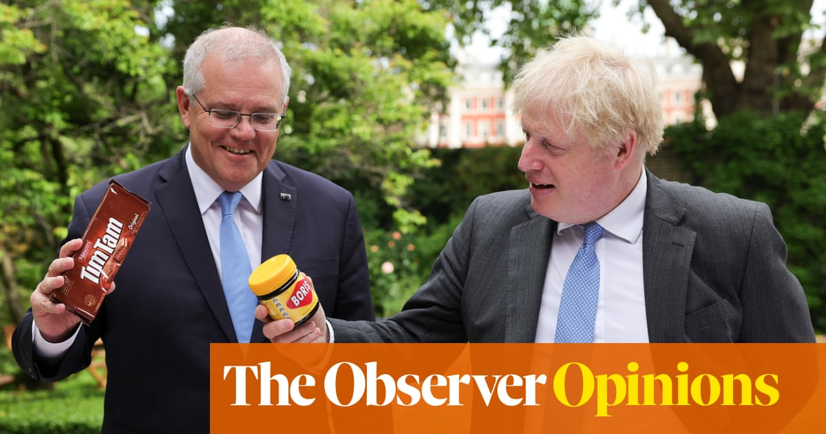 Making waves in the Pacific: how Boris Johnson's Global Britain went rogue