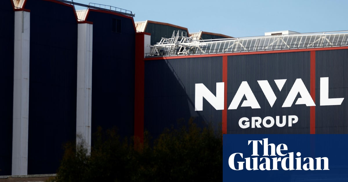 Aukus: French contractor 'astonished' at cancellation of Australia submarine deal