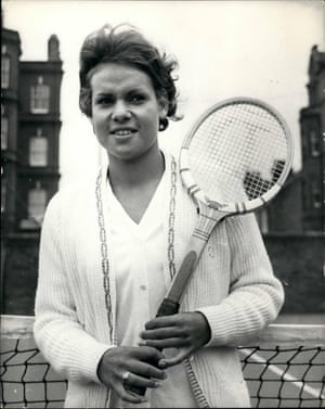 Historic image of Evonne Goolagong