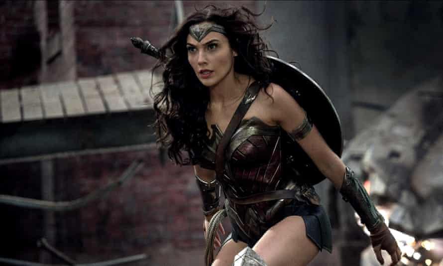 Hey, see DC ... Wonder Woman.