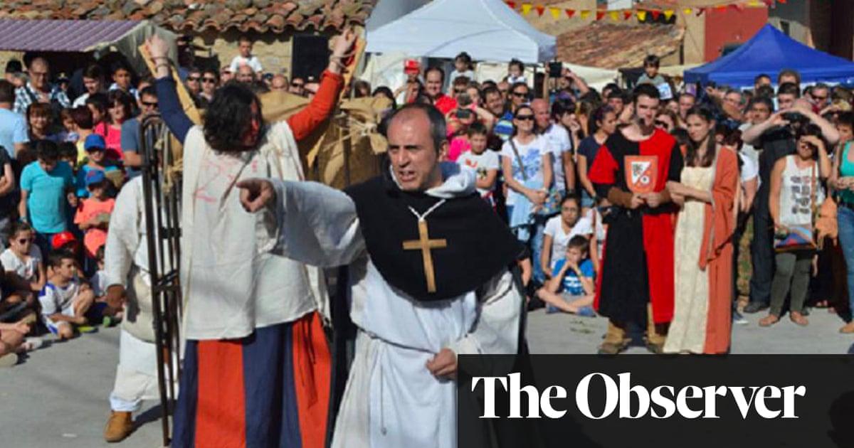 Excommunicated Spanish 'witch' village turns curse into tourist cash