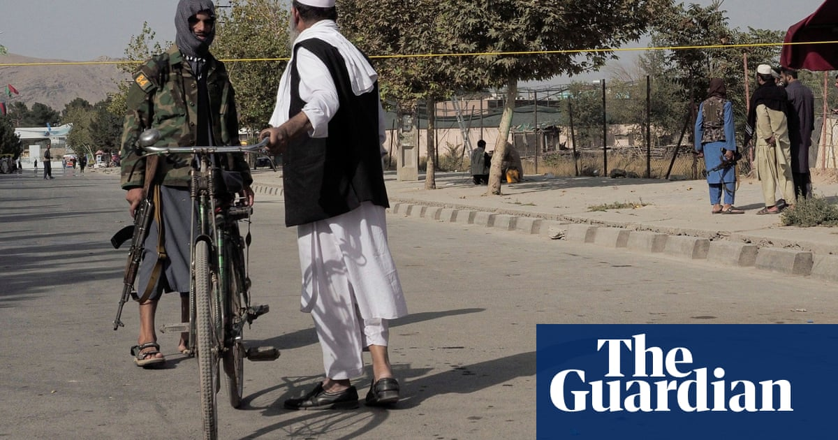 Taliban assure world leaders they will let eligible people leave Afghanistan