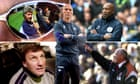Premier League managers who were barely there – football quiz