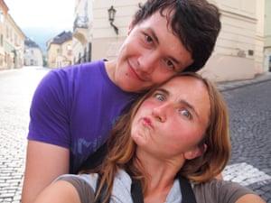Ján Kuciak and Martina Kušnírová