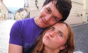 Martina Kušnírová and Ján Kuciak