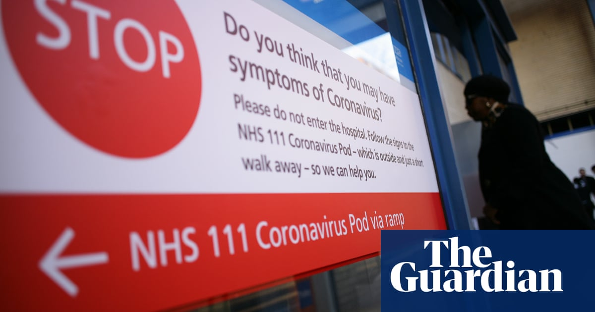 Covid: 4.6m people missed out on hospital treatment in England in 2020