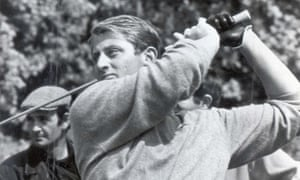 Brian Barnes in 1969. Between then and 1979 he made six appearances against USA in the Ryder Cup.