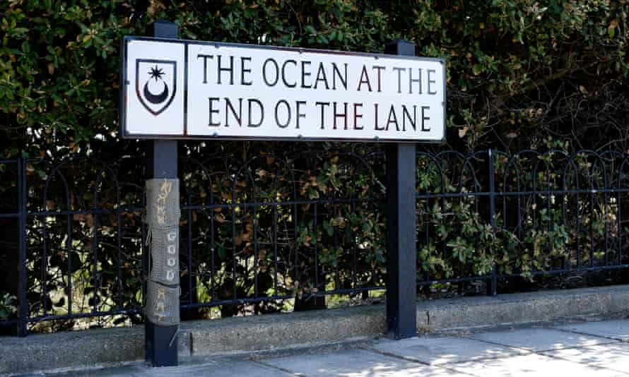The Ocean at the End of the Lane in Southsea.