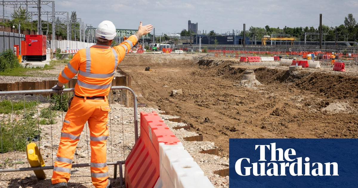 HS2 asks government to help it deal with rising number of protests