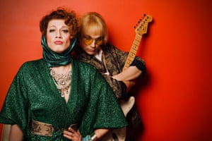Diane Chorley and guitarist Simon Ribchester promote her new album.