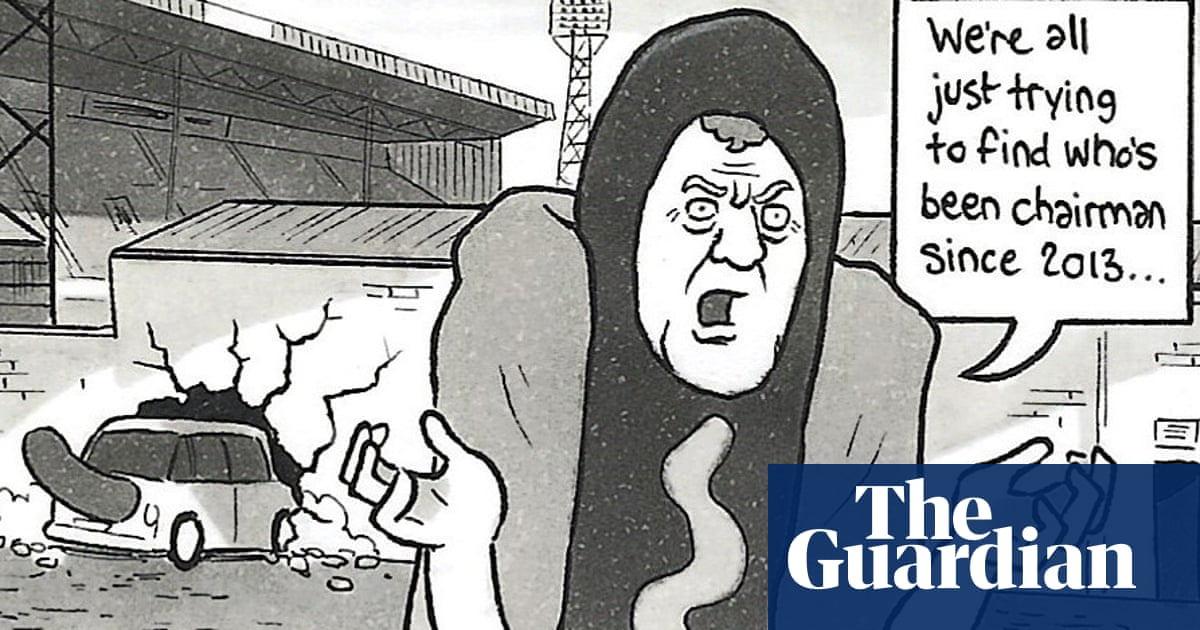 David Squires on … the sorry state of Swindon Town