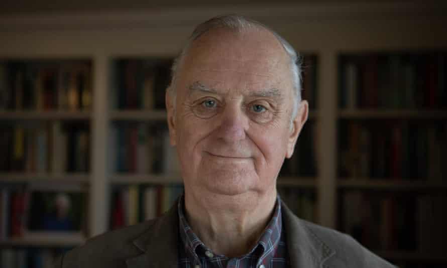 John Palmer, photographié chez lui à Londres.