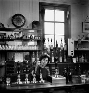The Engineer pub in Leiston, 1966