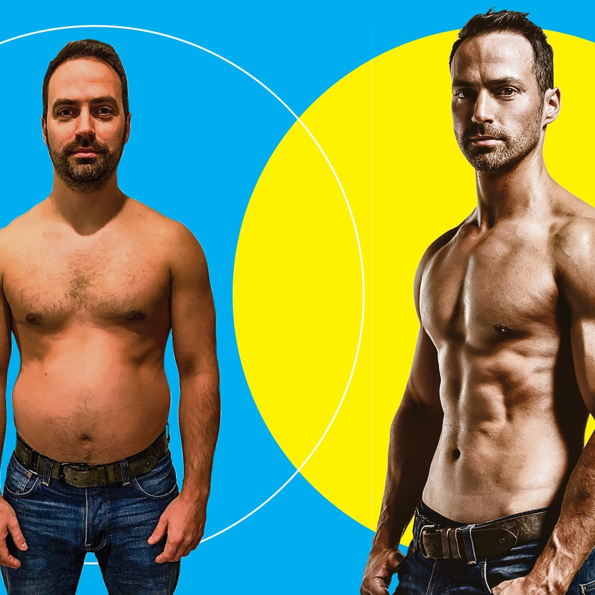 Body perfect guy Ideal Male