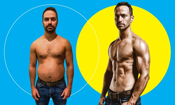 Get shredded in six weeks!' The problem with extreme male