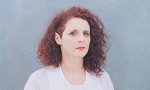 Maggie O'Farrell: 'She writes almost as though she were a fictional character herself'.
