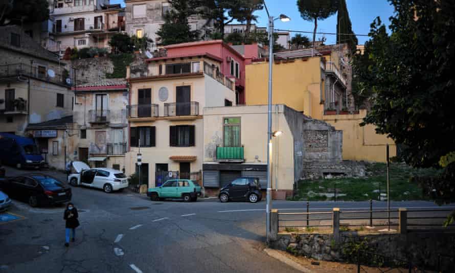 Catanzaro in the southern region of Calabria.
