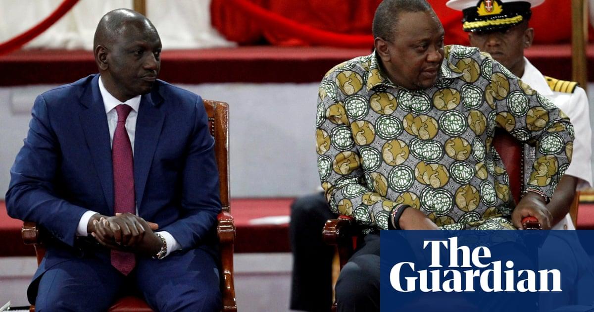 Kenya's high court overturns president's bid to amend constitution