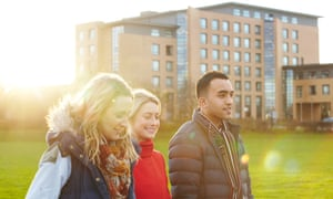 Leeds Trinity University's campus accommodation is available to all first year students.
