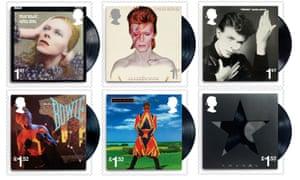 David Bowie … Collector's dream.