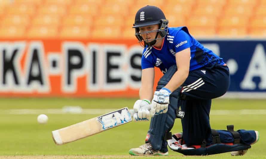 Heather Knight, England women v Pakistan women