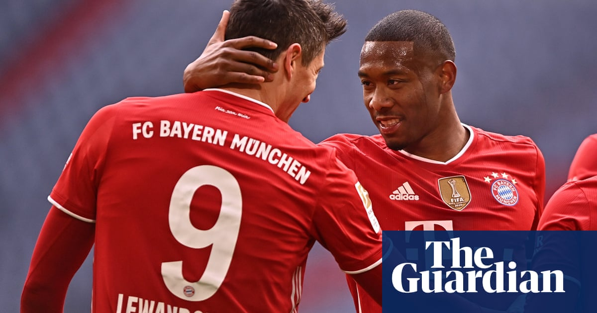 European roundup: Bayern win while drone protest halts Athletic Bilbao