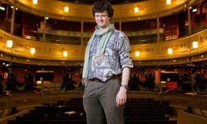 Tom Morris, artistic director at the Bristol Old Vic