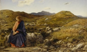 Man of Sorrows, about 1860, by William Dyce