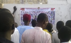 Boko Haram wanted poster