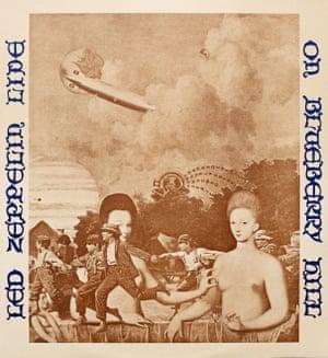 Live on Blueberry Hill, Blimp Records. 1970, USA