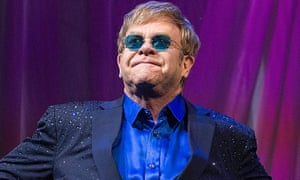 Sir Elton John performs in concert in October 2013 in Texas