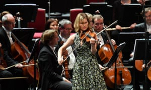 Lisa Batiashvili performs Sibelius's Violin Concerto with the Staatskapelle Berlin.