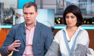 Matthew Hedges and Daniela Tejada on ITV's Good Morning Britain