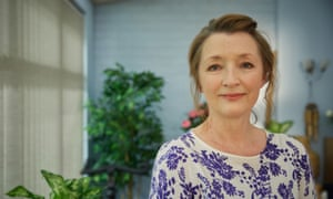 'A true delight': Lesley Manville as Cathy in BBC Two's Mum.
