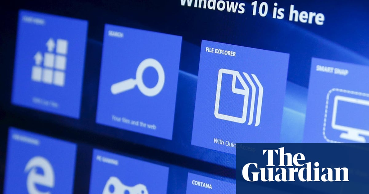 Is windows 10s hidden administrator account a security risk is windows 10s hidden administrator account a security risk technology the guardian ccuart Choice Image
