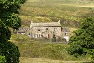 Fantasy: white xmas: Coalcleugh, Northumberland