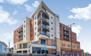 Fantasy: City flats: Birmingham