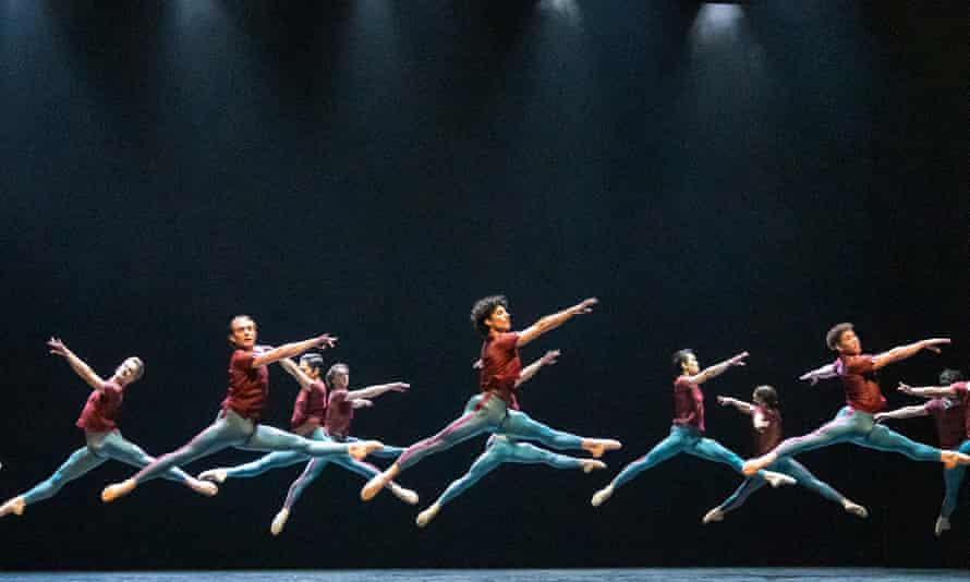 A different kind of crowd-pleaser ... William Forsythe's Playlist (Track 1, 2) from Solstice by English National Ballet.