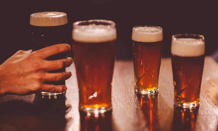 Beer bitter stout pub