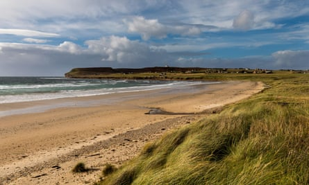 Thurso in the far north of Scotland suffered from poor internet service.