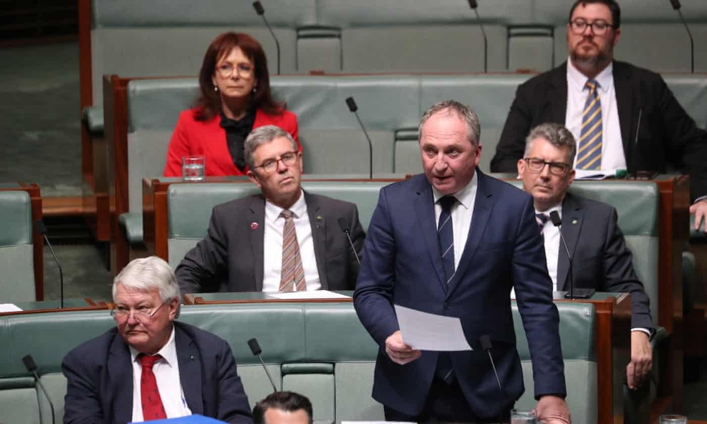 Barnaby Joyce denounces NSW push to decriminalise abortion – as it happened