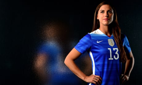 Alex Morgan: 'If Fifa start respecting the women's game more, others will follow' | Donald McRae