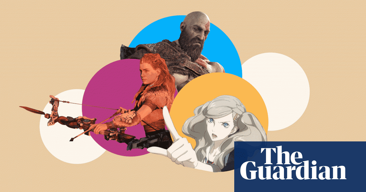 Warbling gangsters and grieving gods : the 11 best games on PlayStation 4