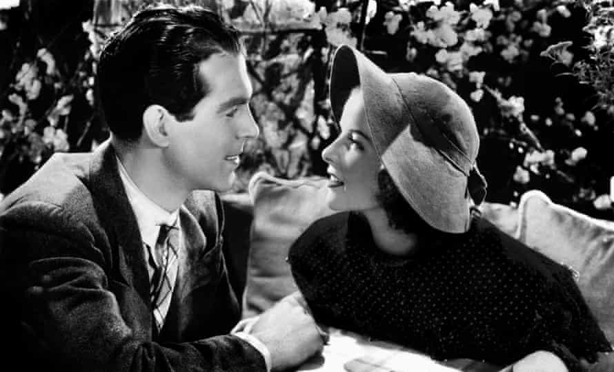 Fred MacMurray and Katharine Hepburn in Alice Adams