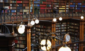 The Picton reading room in Liverpool central library.