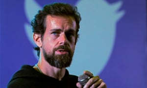 Twitter boss Jack Dorsey says he is 'aware of atrocities' in Myanmar despite urging followers to visit the country to experience people 'full of joy'.