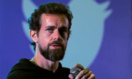 Twitter's CEO, Jack Dorsey
